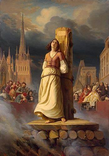 Joan of Arc's Death