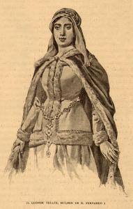 Queen Leonor