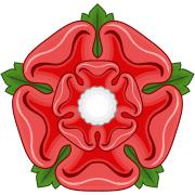 Lancastrian Red Rose